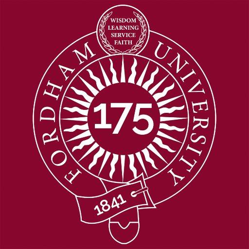 Logo of Fordham University