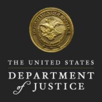 Logo of U.S. Department Of Justice