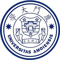 Logo of Xiamen University