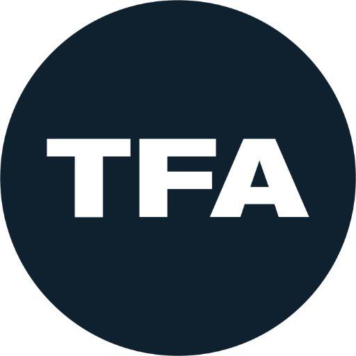 Logo of Teach For America