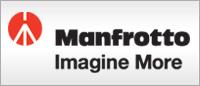 Logo of Manfrotto Imagine More