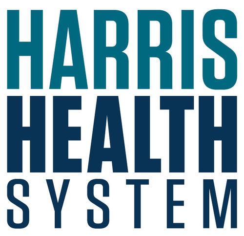 Logo of Harris Health System