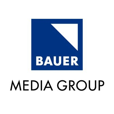 Logo of Bauer Media