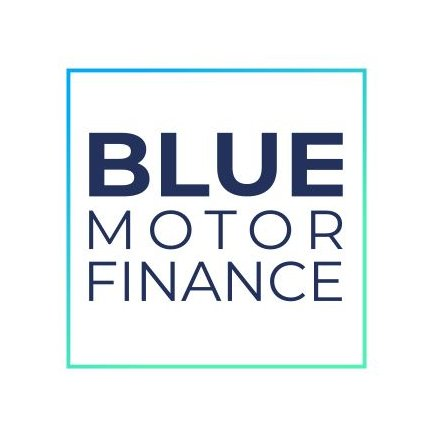 Logo of Blue Motor Finance