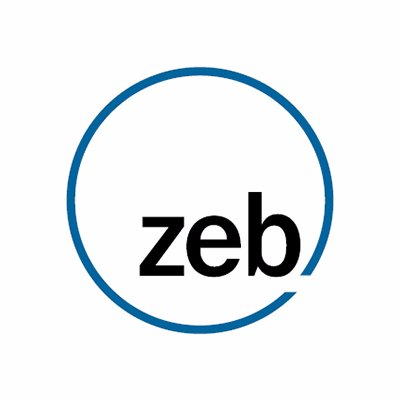 Logo of Zeb Consulting