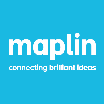Logo of Maplin Electronics