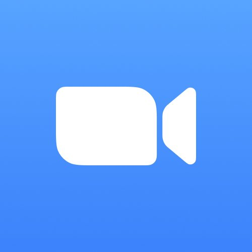 Logo of Zoom Video Communications