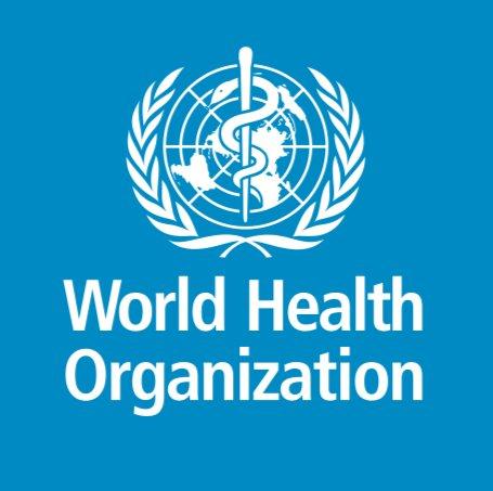 Logo of World Health Organization