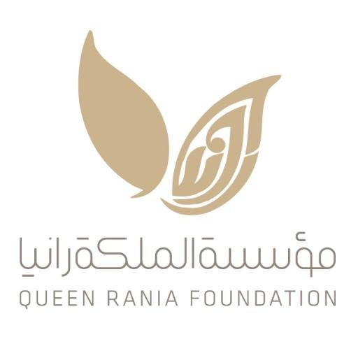 Logo of Queen Rania Foundation