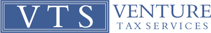 Logo of Venture Tax Services