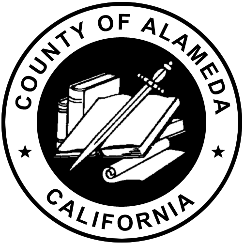 Logo of Alameda County