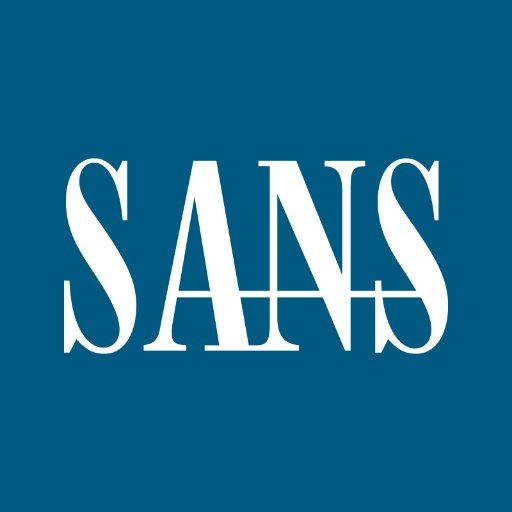 Logo of Sans Institute