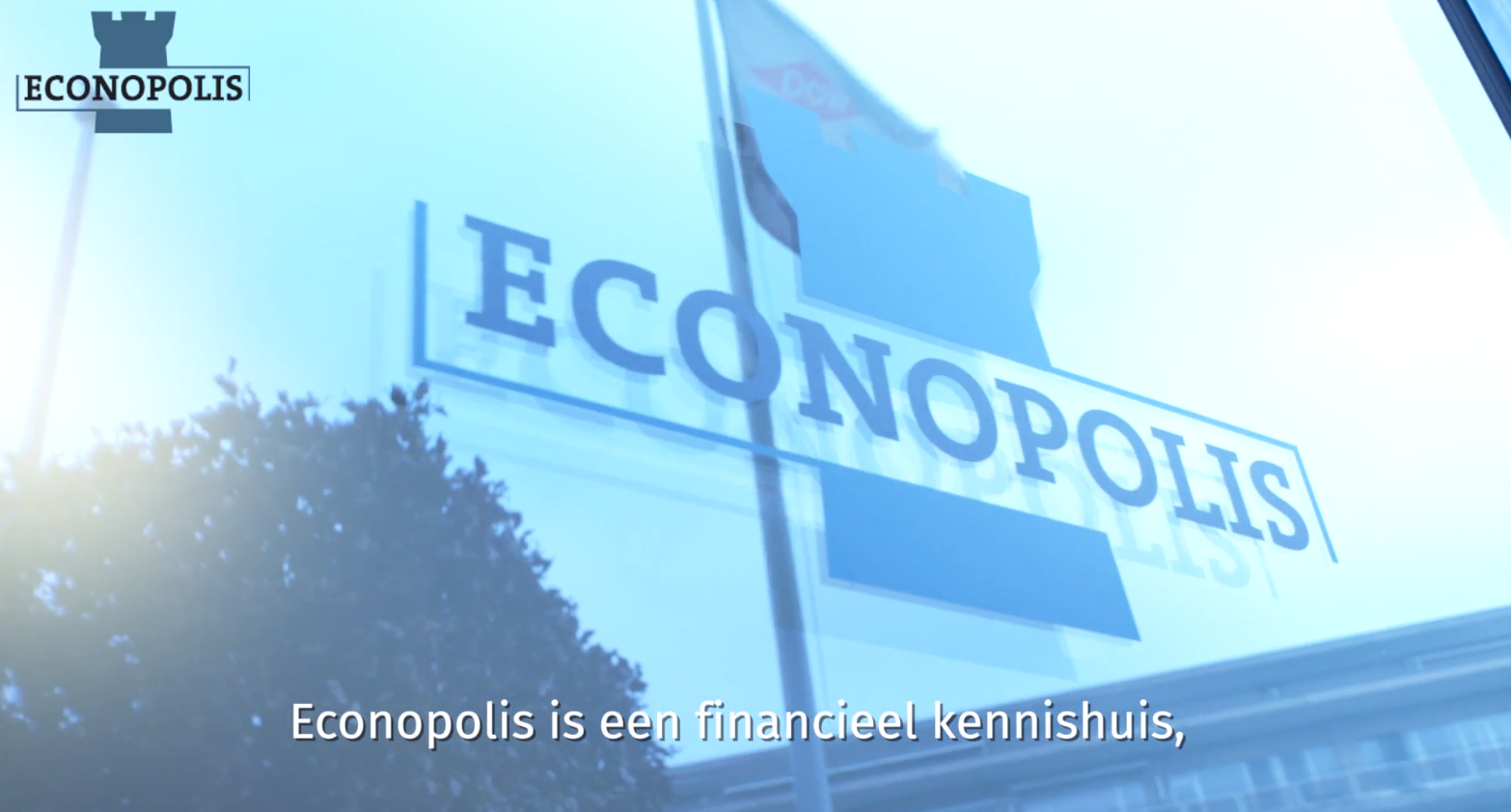 Logo of Econopolis