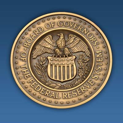 Logo of Federal Reserve