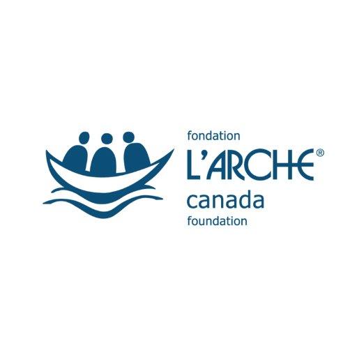Logo of L'arche Canada Foundation