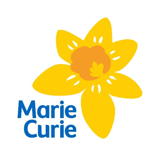 Logo of Marie Curie Uk