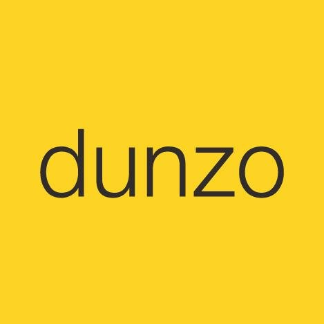 Logo of Dunzo