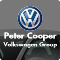 Logo of Peter Cooper Volkswagen Group