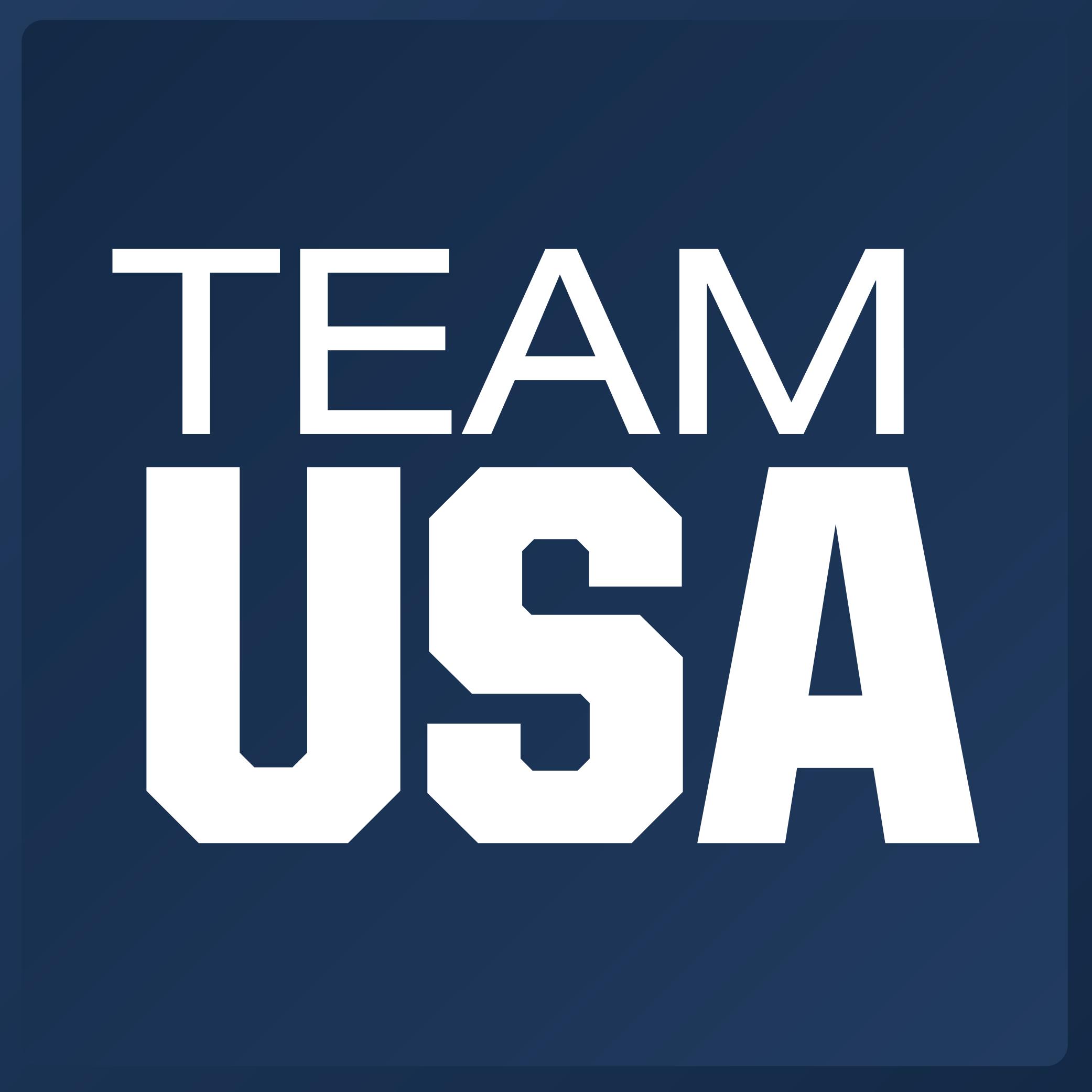 Logo of Team Usa