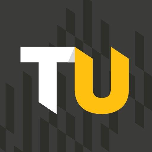 Logo of Towson University