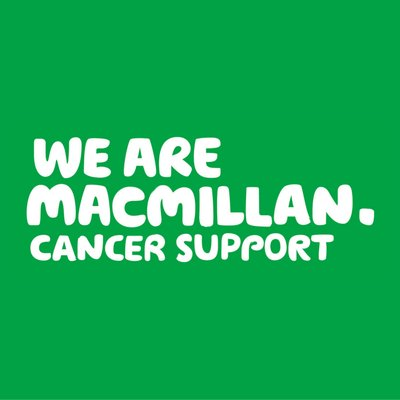 Logo of Macmillan Cancer Support