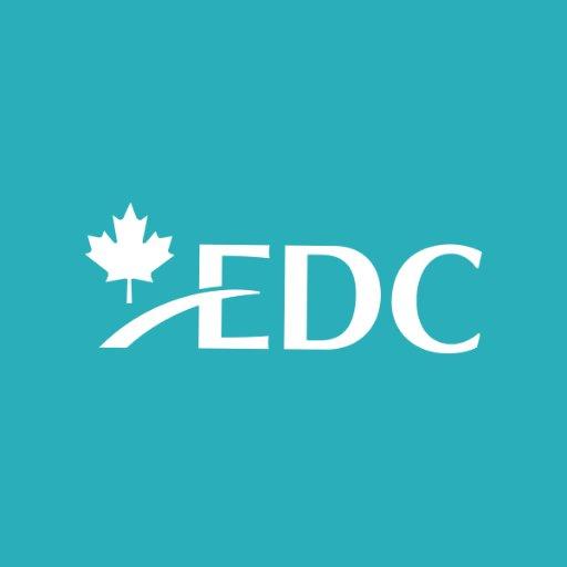 Logo of Export Development Canada