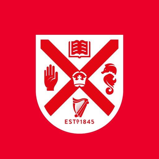 Logo of Queen's University Belfast