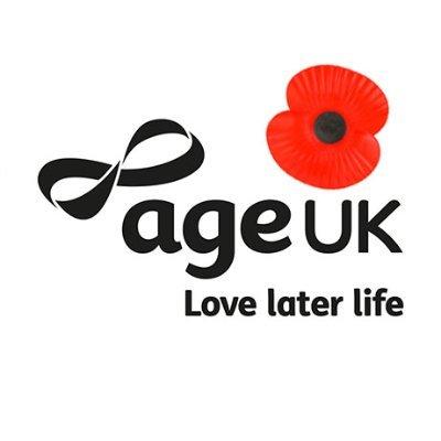 Logo of Age Uk