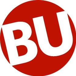 Logo of Boston University