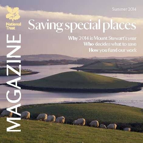 Picture of National Trust Mag