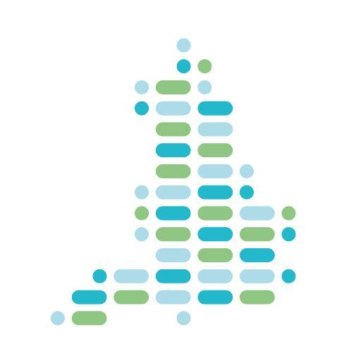 Logo of Genomics England
